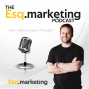 Artwork for The Content Marketing Playbook for New Law Firms with John Brocas