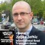 Artwork for V02CH01 - Zeljko Jeftic of the International Road Transport Union