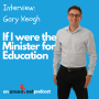 Artwork for Interview 1: Dr. Gary Keogh