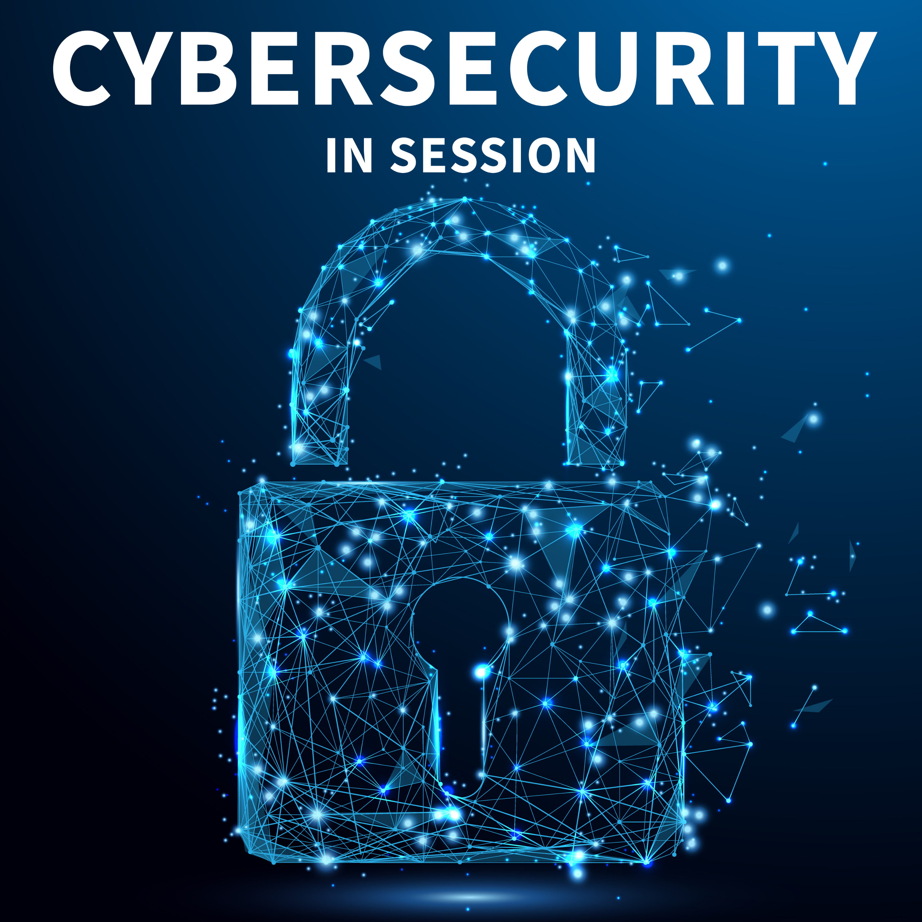 Cybersecurity in Session show art
