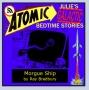 Artwork for Atomic Julie:  Morgue Ship by Ray Bradbury