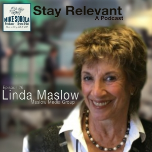 Linda Maslow Bares her Soul and a Little Bit More.