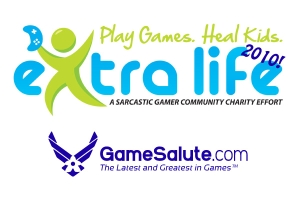 Extra Life - Play Games, Heal Kids