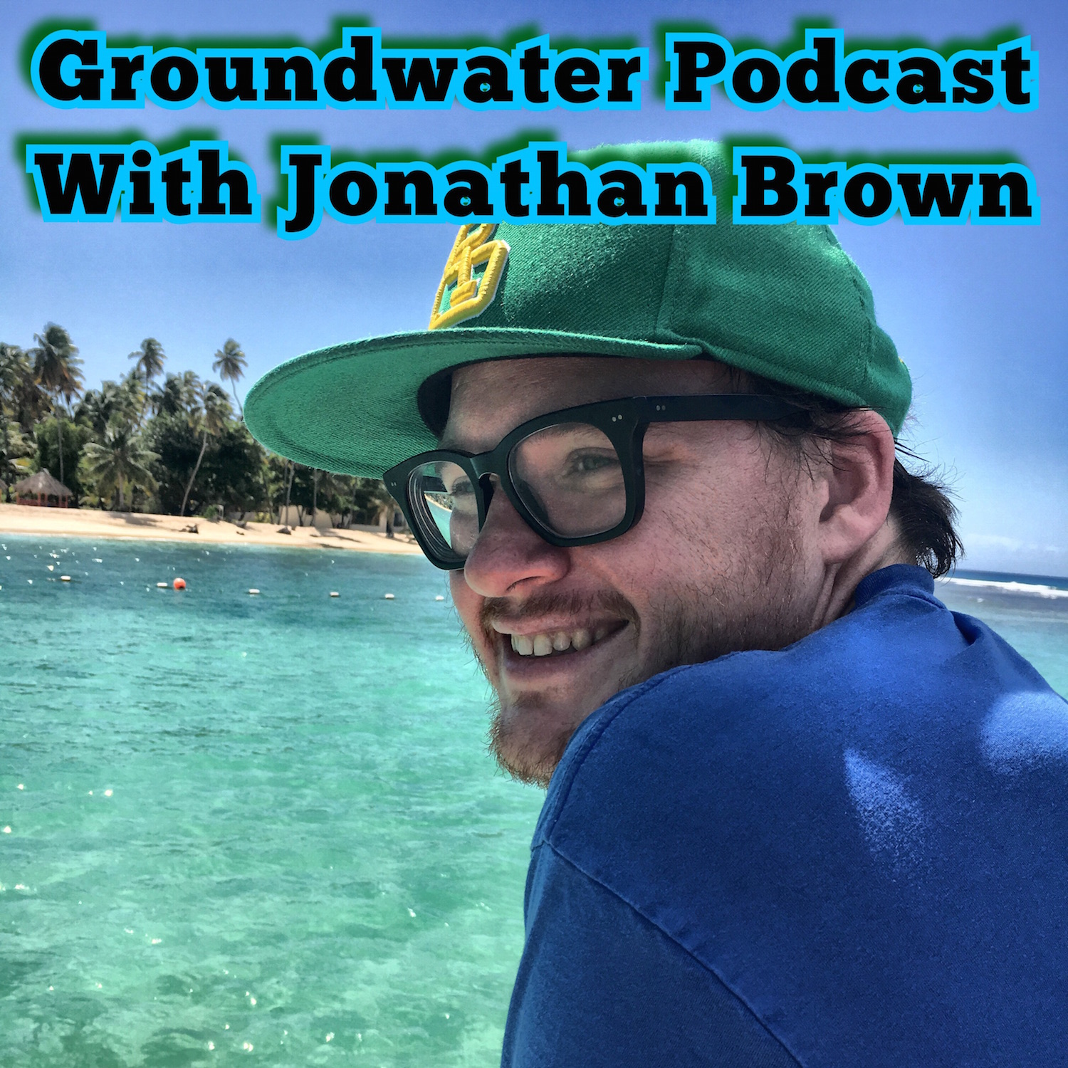 Groundwater Podcast with Jonathan Brown show art