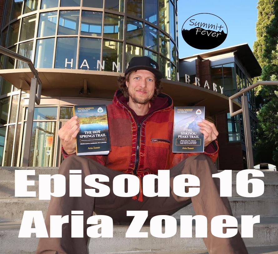 Episode 16: Aria Zoner show art