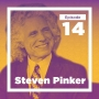 Artwork for Steven Pinker on Language, Reason, and the Future of Violence (Live at Mason)
