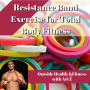Artwork for RESISTANCE BAND EXERCISES FOR TOTAL BODY FITNESS