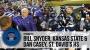 Artwork for Bill Snyder, Head Coach - Kansas State University and Dan Casey, Head Coach - St. David's School (NC)