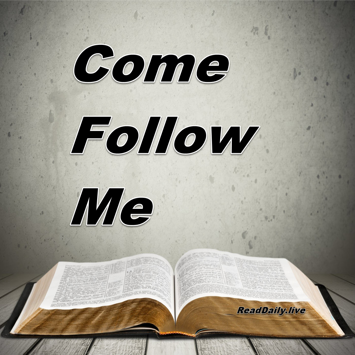 "Come Follow Me: ""My Work Shall Go Forth"""