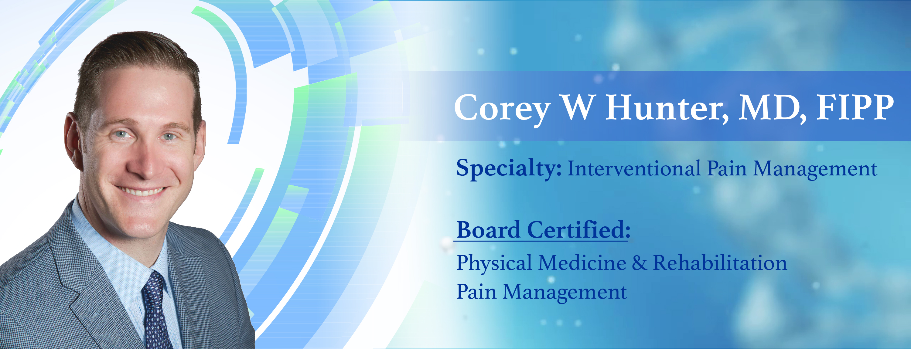 Corey Hunter, MD