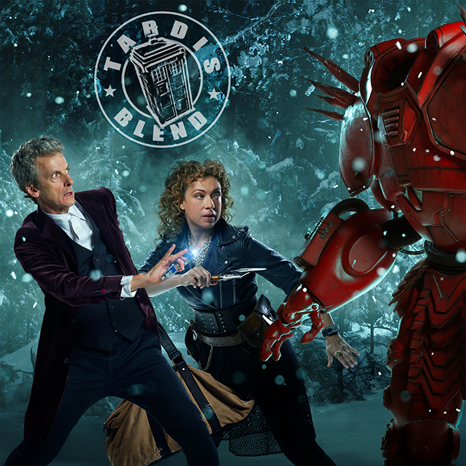 TARDISblend 98: The Husbands Of River Song