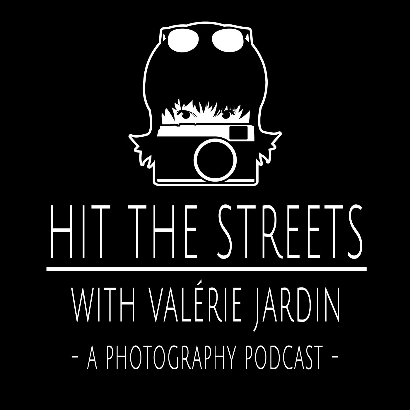 Hit The Streets with Valerie Jardin show art