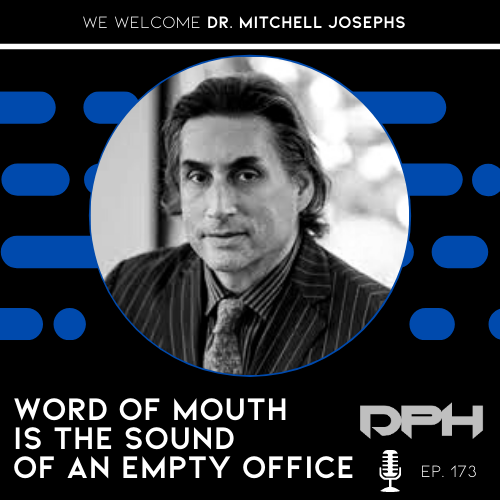 Word Of Mouth is the Sound of an Empty Office with Mitchell Joseph