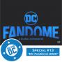 """Artwork for Special #13 - """"DC FanDome 2020"""""""