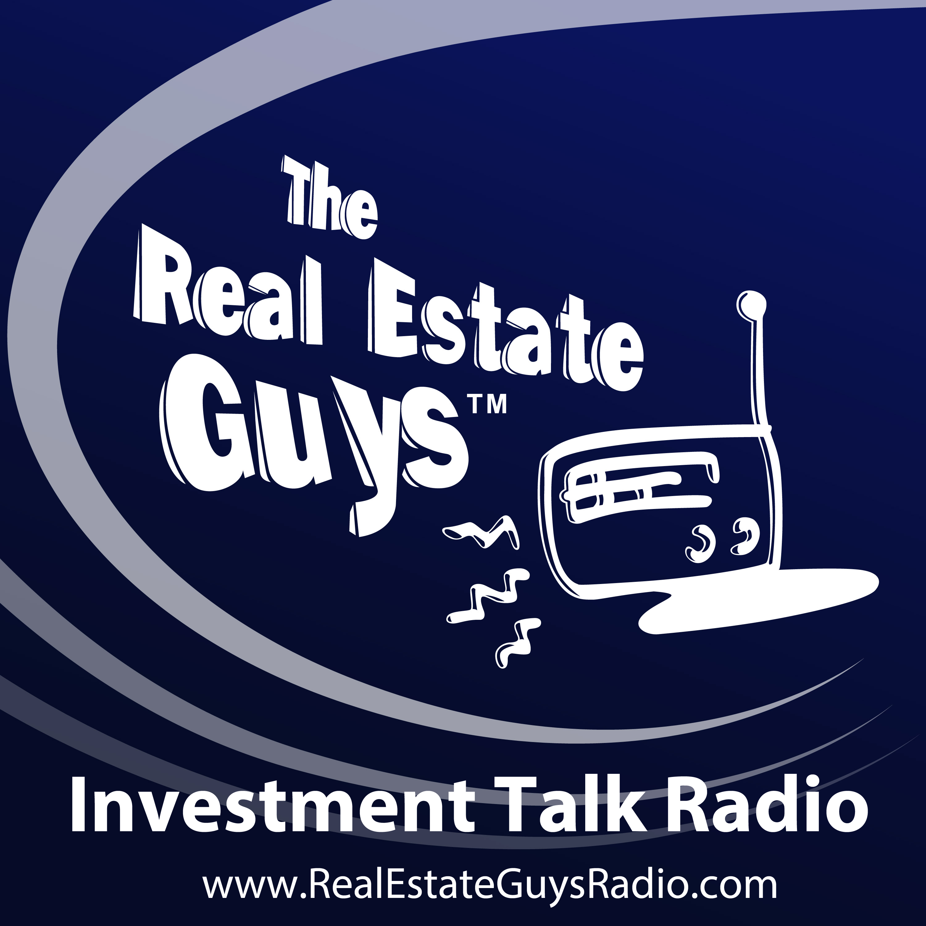 The Real Estate Guys Radio Show - Real Estate Investing Education for Effective Action logo