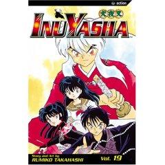 Inuyasha Volume 19 by Rumiko Takahashi