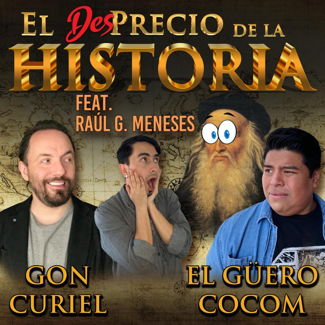 24 - Leonardo Da Vinci Da Risa ft. Raúl G. Meneses