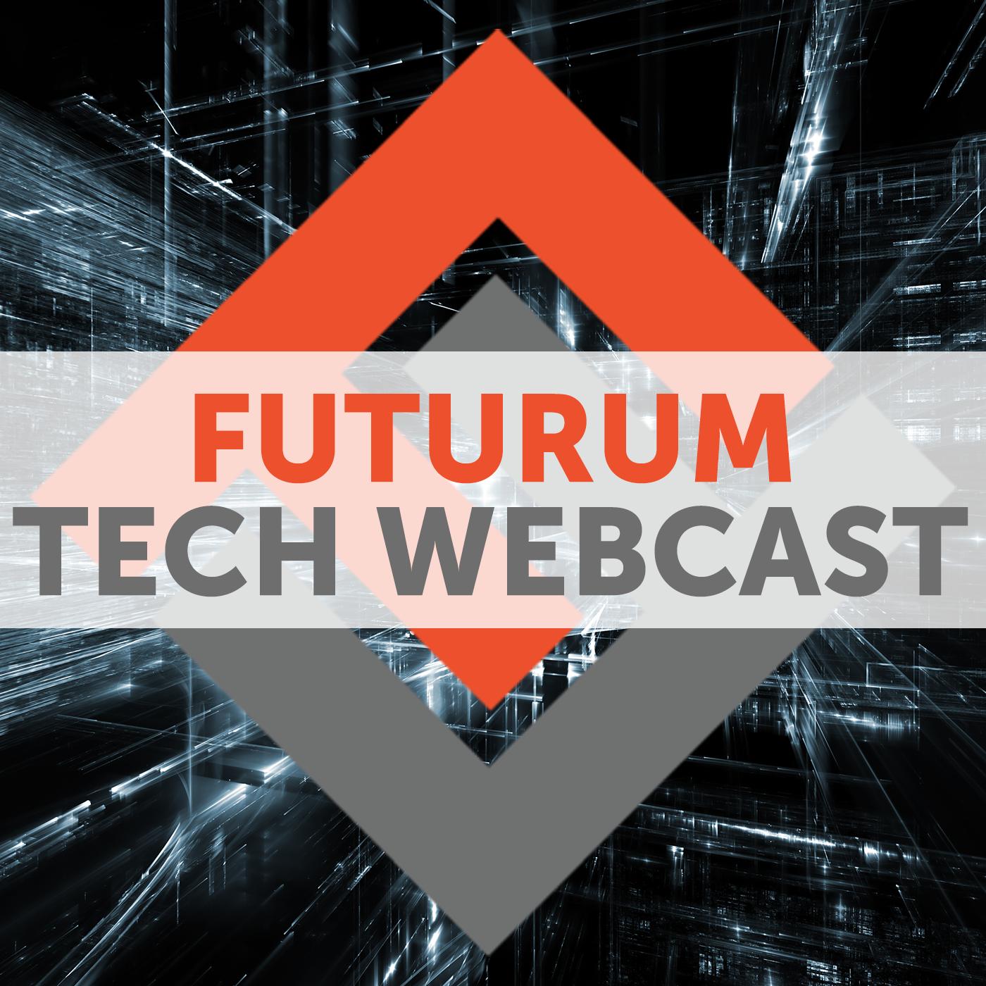 Futurum Tech Webcast show art