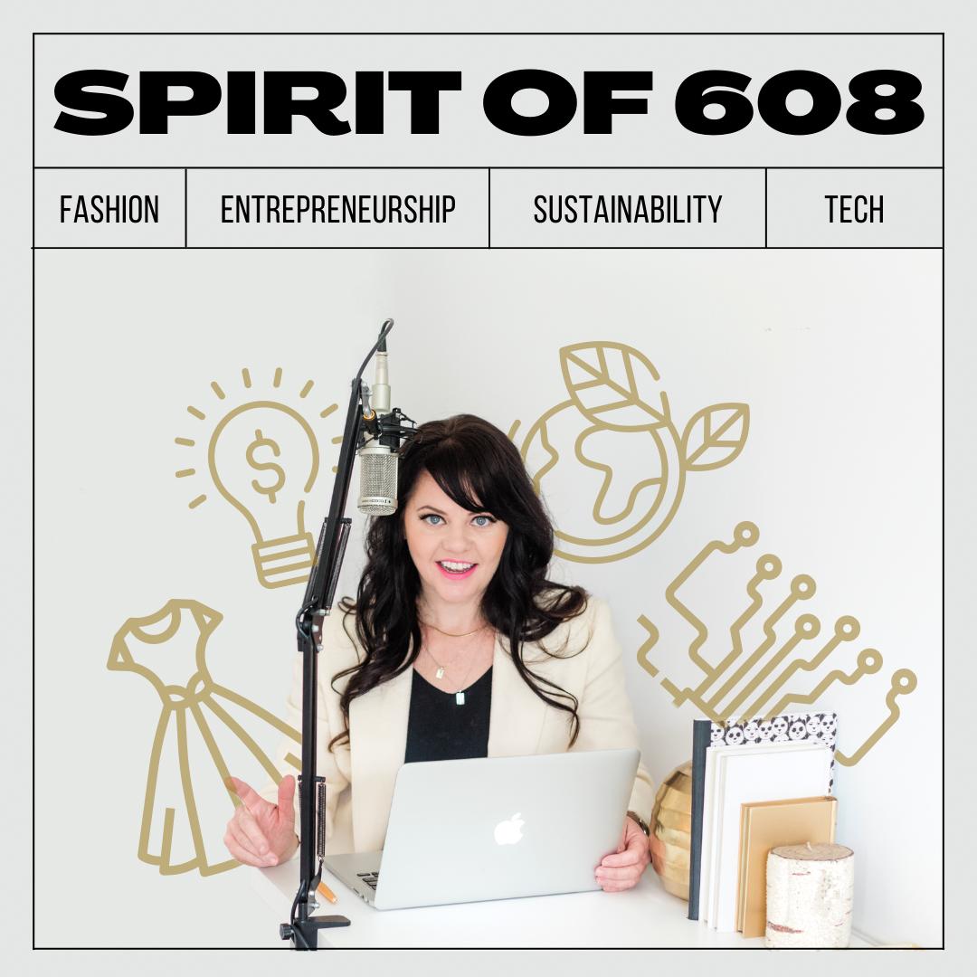 Spirit of 608: Fashion, Entrepreneurship, Sustainability + Tech show art