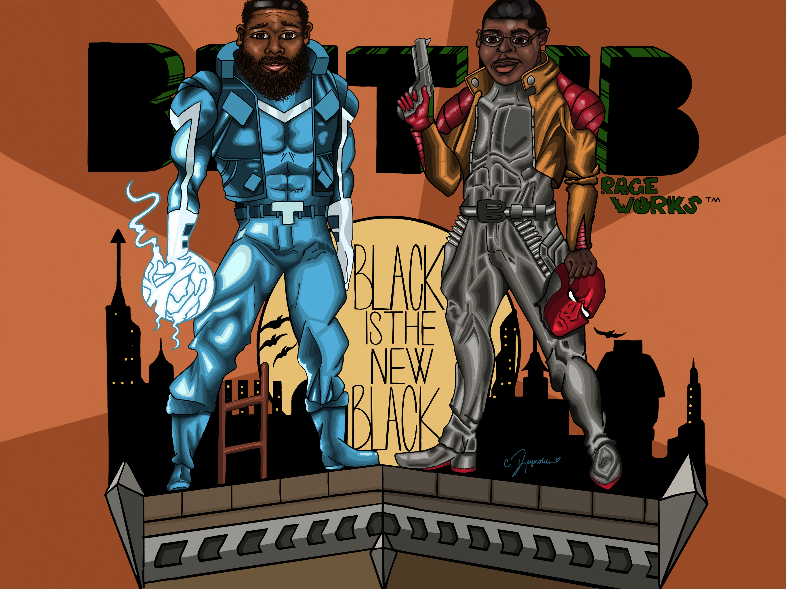 Artwork for Black is the New Black-Episode 55