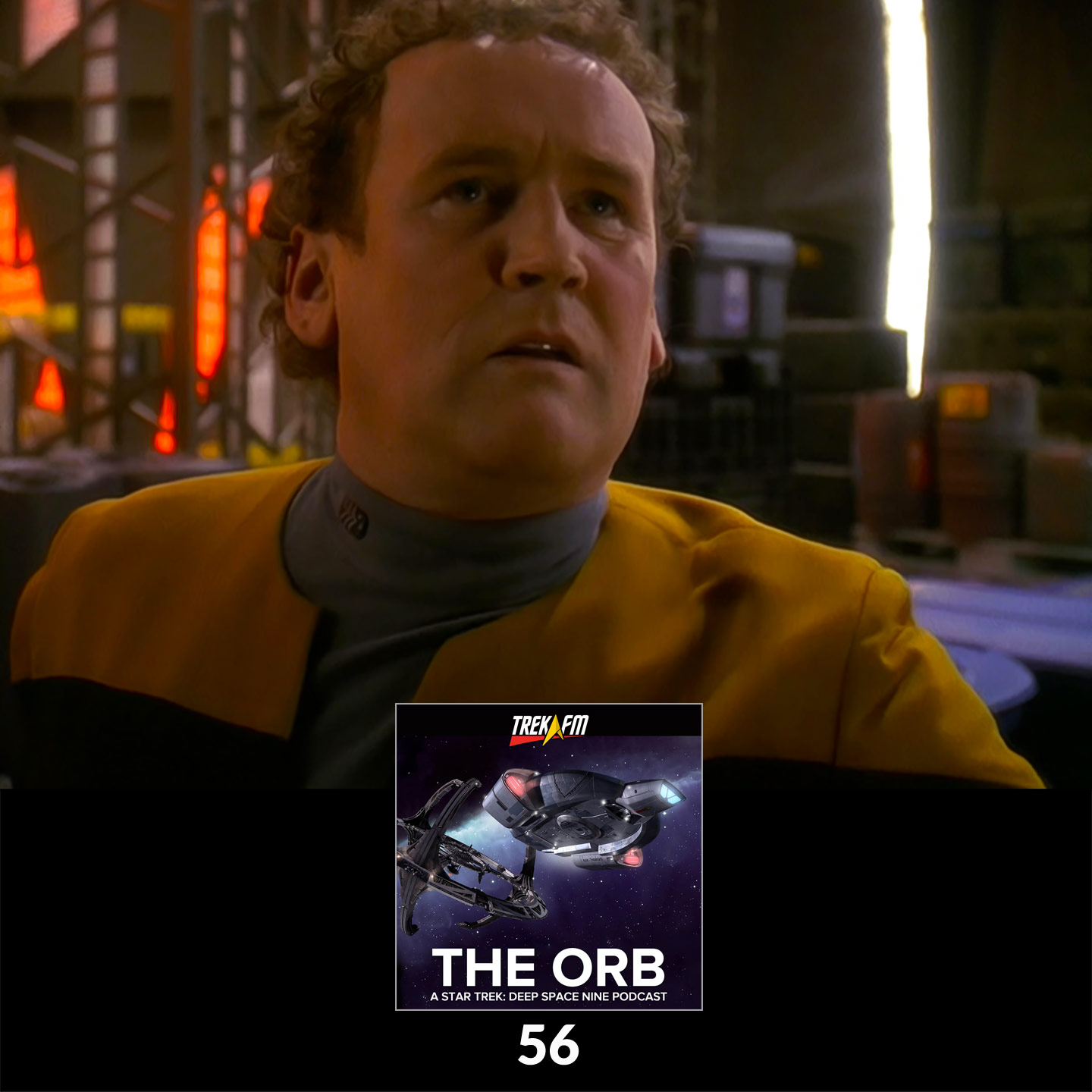 The Orb 56: The John McClane of Deep Space Nine
