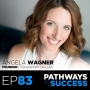 Artwork for 83: How to Decrease Stress and Increase Focus - Angela Wagner - Founder, YogaSport Dallas
