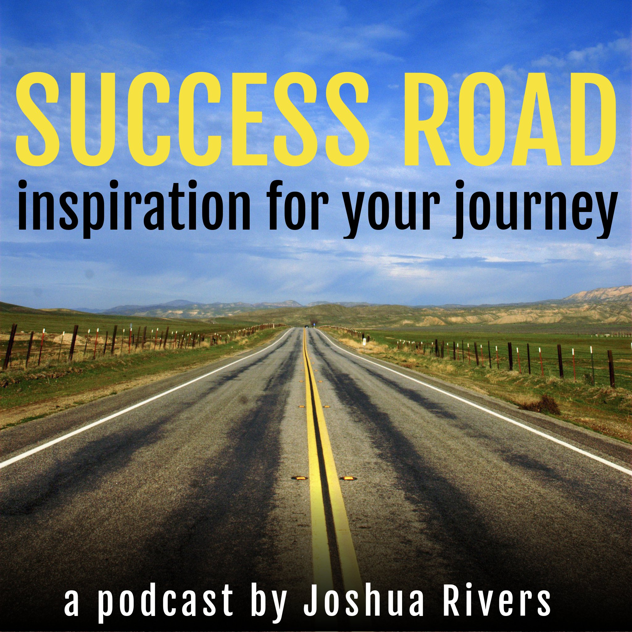 Success Road: inspiration for your journey show art