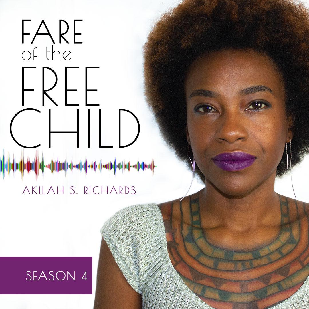 Fare of the Free Child show art