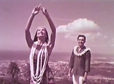 Hawaii Calls – Ed Kenney and Bev Noa