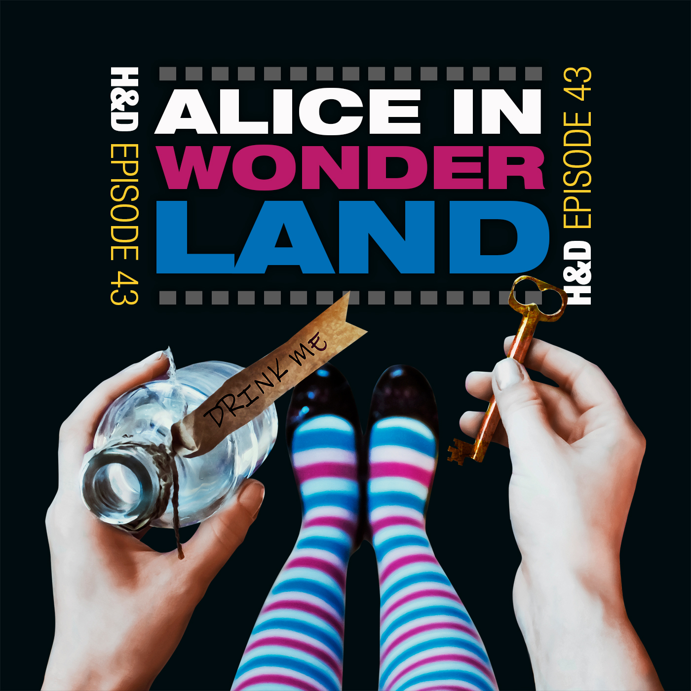 E43: ALICE IN WONDERLAND