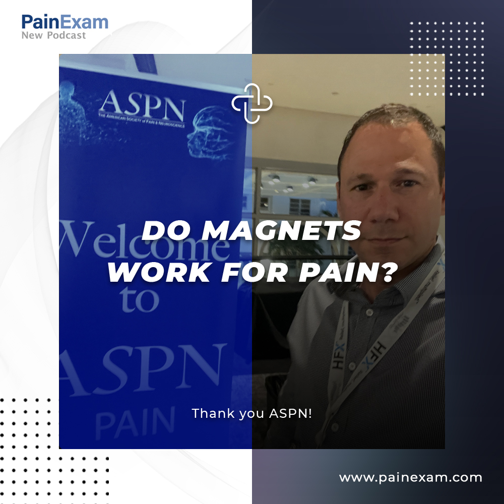 pain and magnets