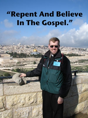 FBP 355 - Repent And Believe In The Gospel