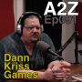 """Artwork for Ep091: Dann Kriss Games - Tabletop Game Designer, """"Tavern Masters"""" and """"Cthulhu: The Great Old One"""""""