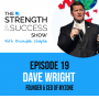 Artwork for #028 Dave Wright from MyZone talks entrepreneurship, tech and the future of personal training