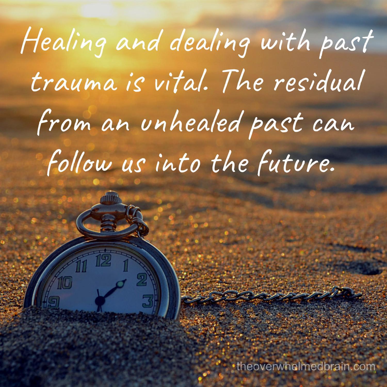 The past, present, and future of unpleasant memories