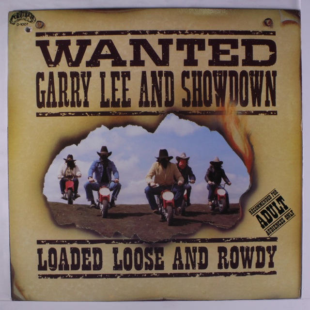 """Song Snatch #120- """"The Rodeo Song"""" by Garry Lee and Showdown"""