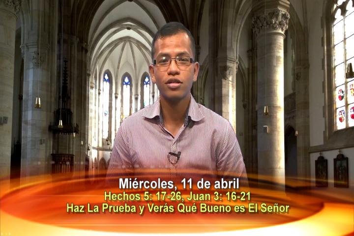 Artwork for Dios te Habla con Luis Avila:  Tema: Haz La Prueba y Verás qué Bueno es El Señor