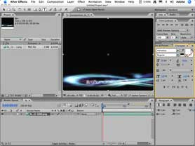 Creating lower 3rds with After Effects CS3 & Bridge CS3