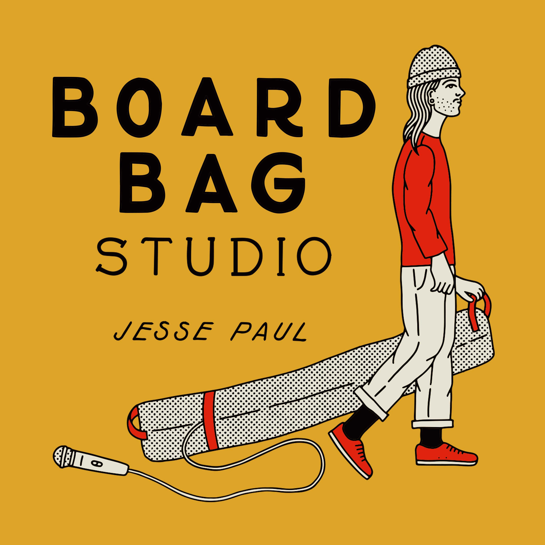 Board Bag Studio show art