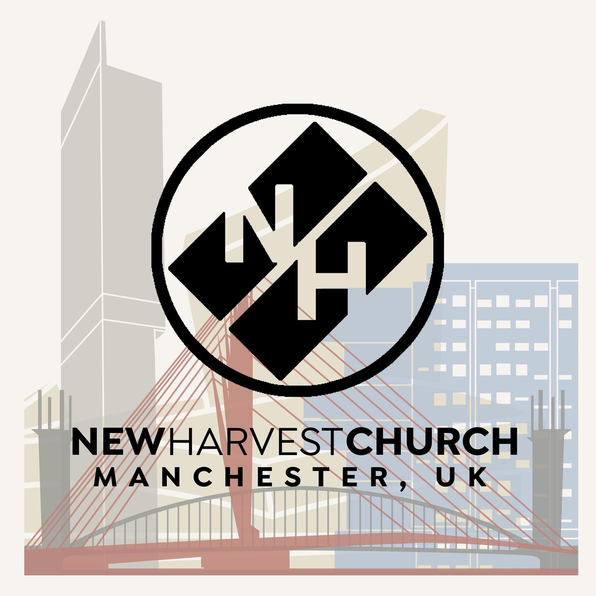 New Harvest UK Sermons show art
