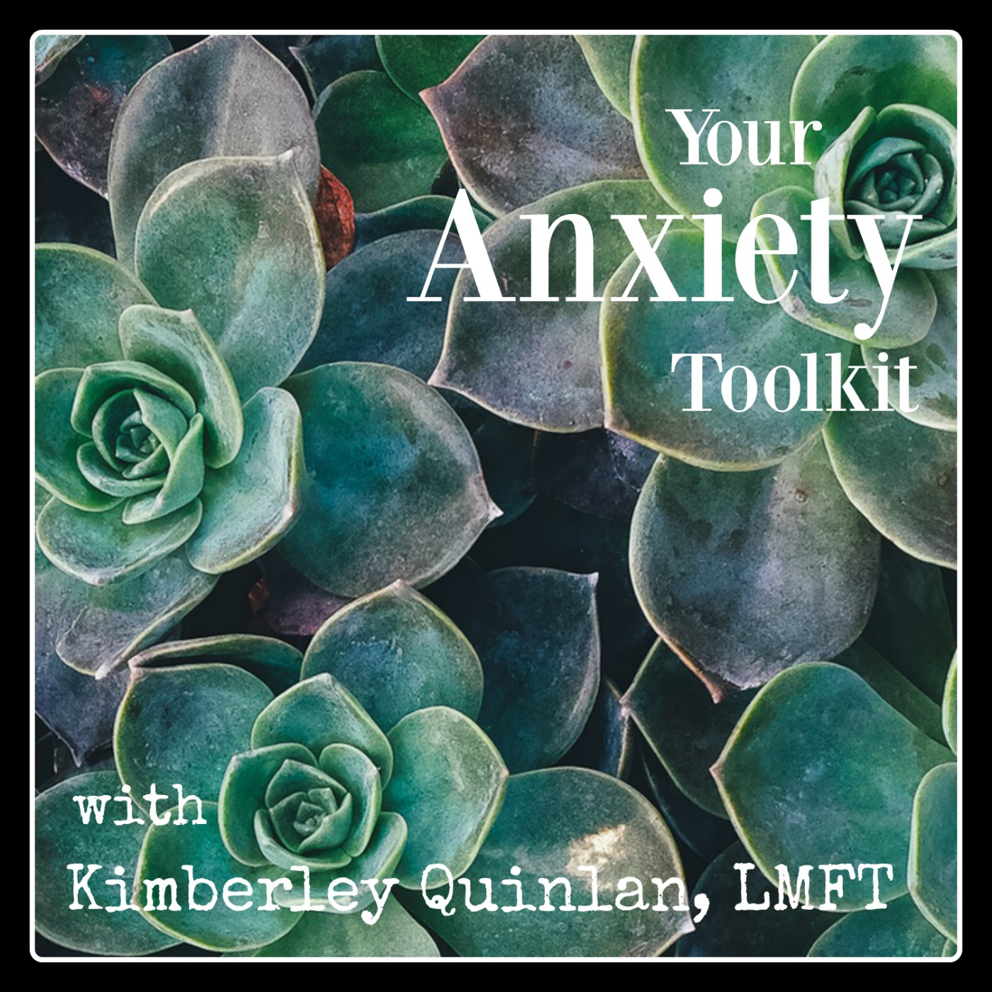 Your Anxiety Toolkit  show art