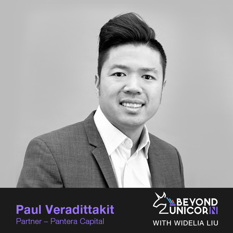 [Investor Talk] Crypto as a new asset class with Paul Veradittakit from Pantera Capital