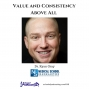 Artwork for Dr. Ryan Gray Prescribes Value and Consistency Above All