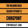 Artwork for The Walking Dead s9e13 Chokepoint Review