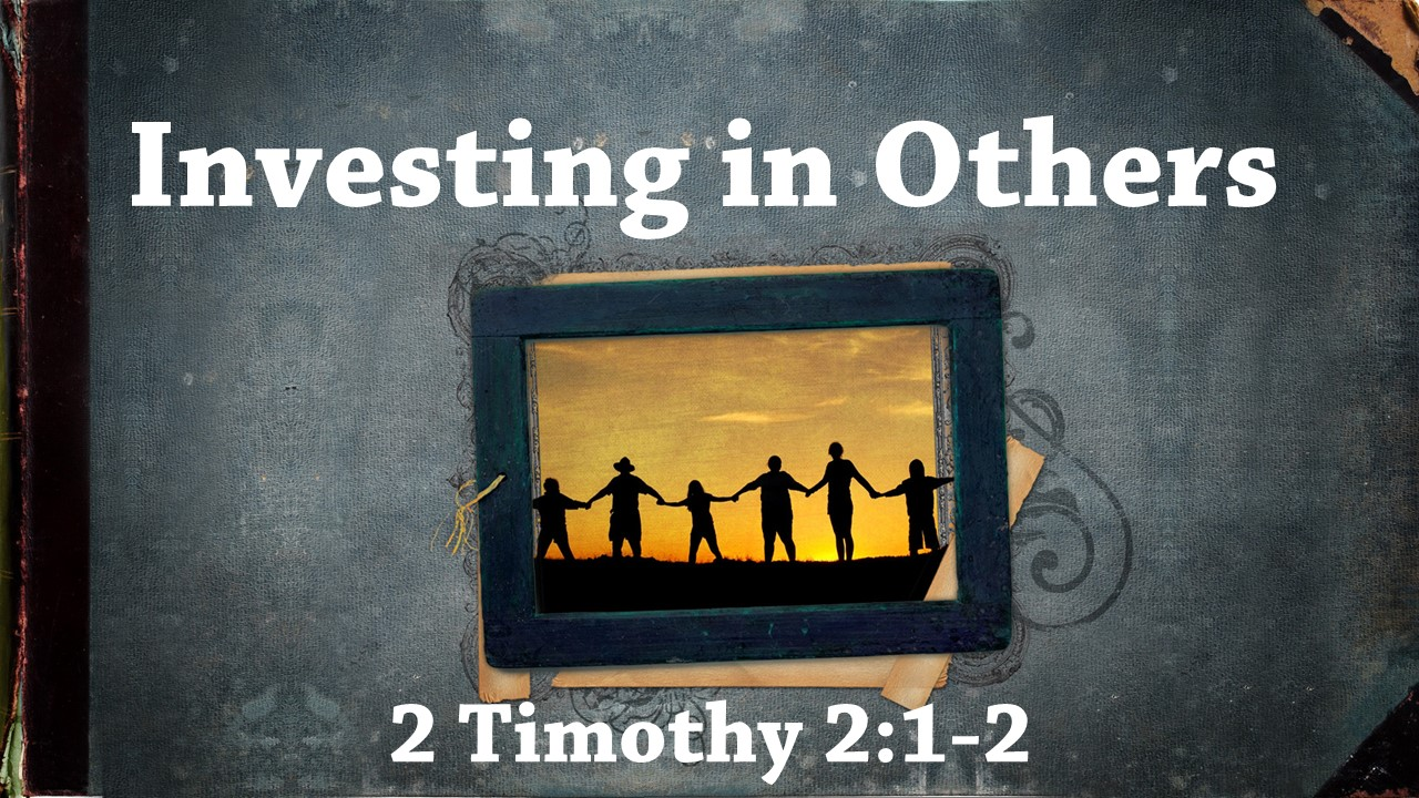 Artwork for Investing in Others (Rev. Vince Perkins)
