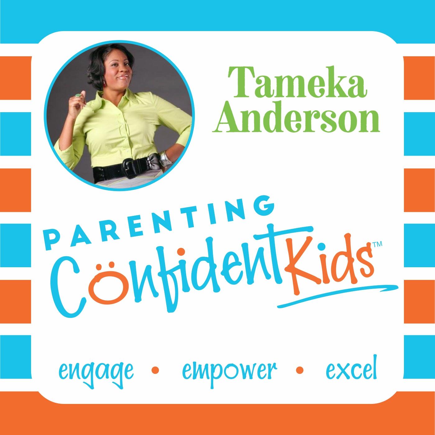 Parenting Confident Kids Podcast show art