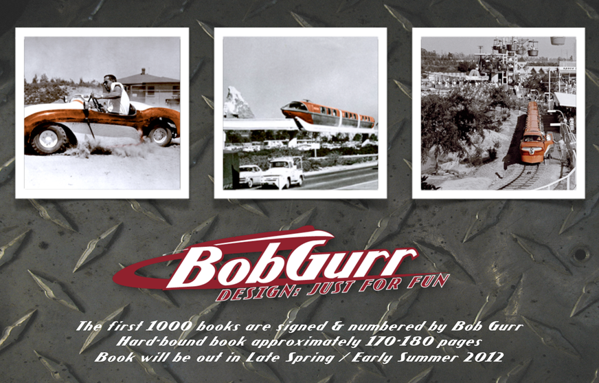 tspp #179- Bob Gurr Pt.3: The Book, The Park, The Man! 10-9-11