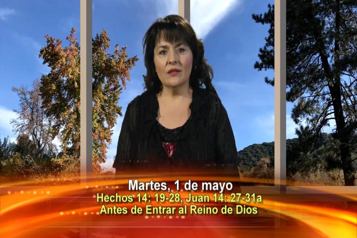 Artwork for Dios te Habla con Leticia Diaz;  Tema el hoy:  El Señor nos ha demostrado su amo