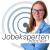 Jobsøgning efter persontype med Bente Juel Danyar show art