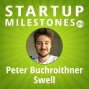 Artwork for Rebrand and pivot to success (Part 1 of 2) - with Peter Buchroithner, Swell Cofounder/CEO/CPO, VIenna